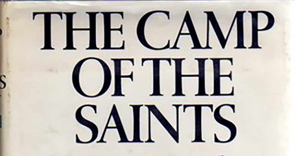 Camp of the Saints cover
