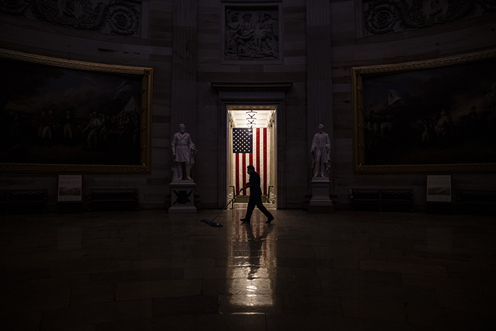 Capitol aftermath