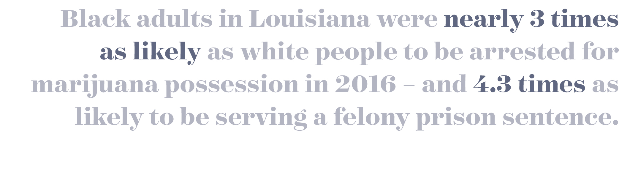 Racial Profiling in Louisiana: Unconstitutional and
