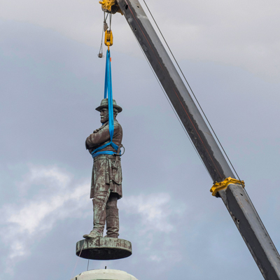 removal of a Confederate statue