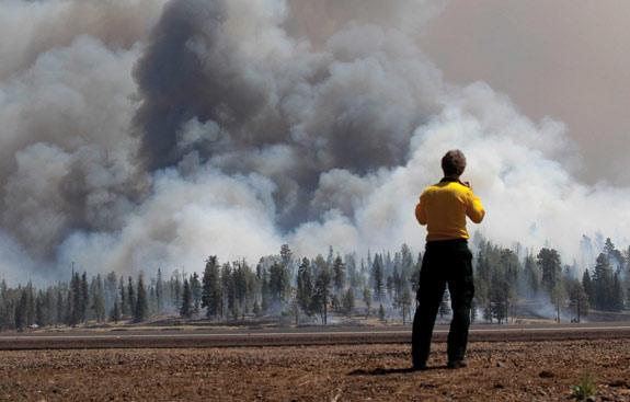 AZ wildfires