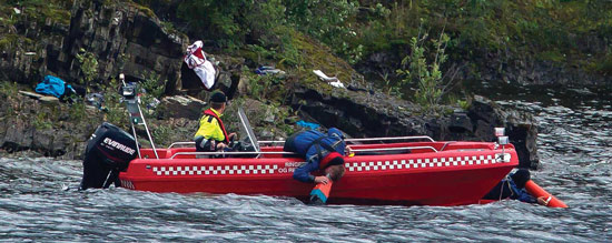 Breivik's boat
