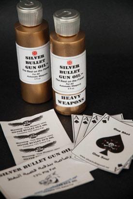 Silver Bullet Gun Oil