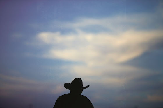Cliven Bundy Silhouette