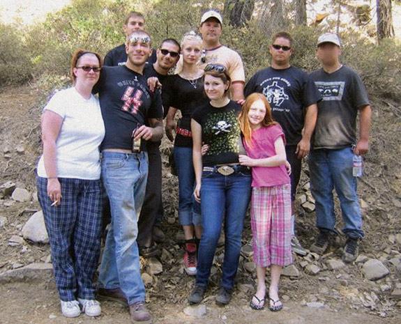 David Lynch and friends