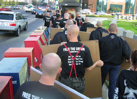 Free the Order rally