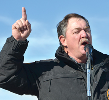 Montezuma County (Colorado) Sheriff Dennis Spruel