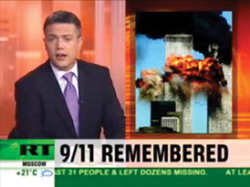 Russia Today 9/11 screenshot