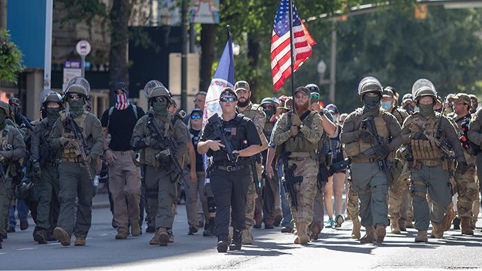 Richmond protesters