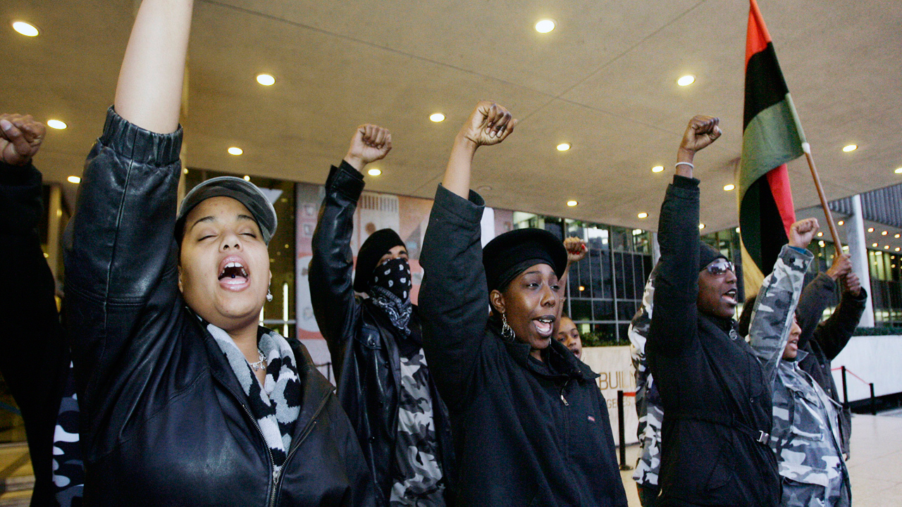 New Black Panther Party Southern Poverty Law Center