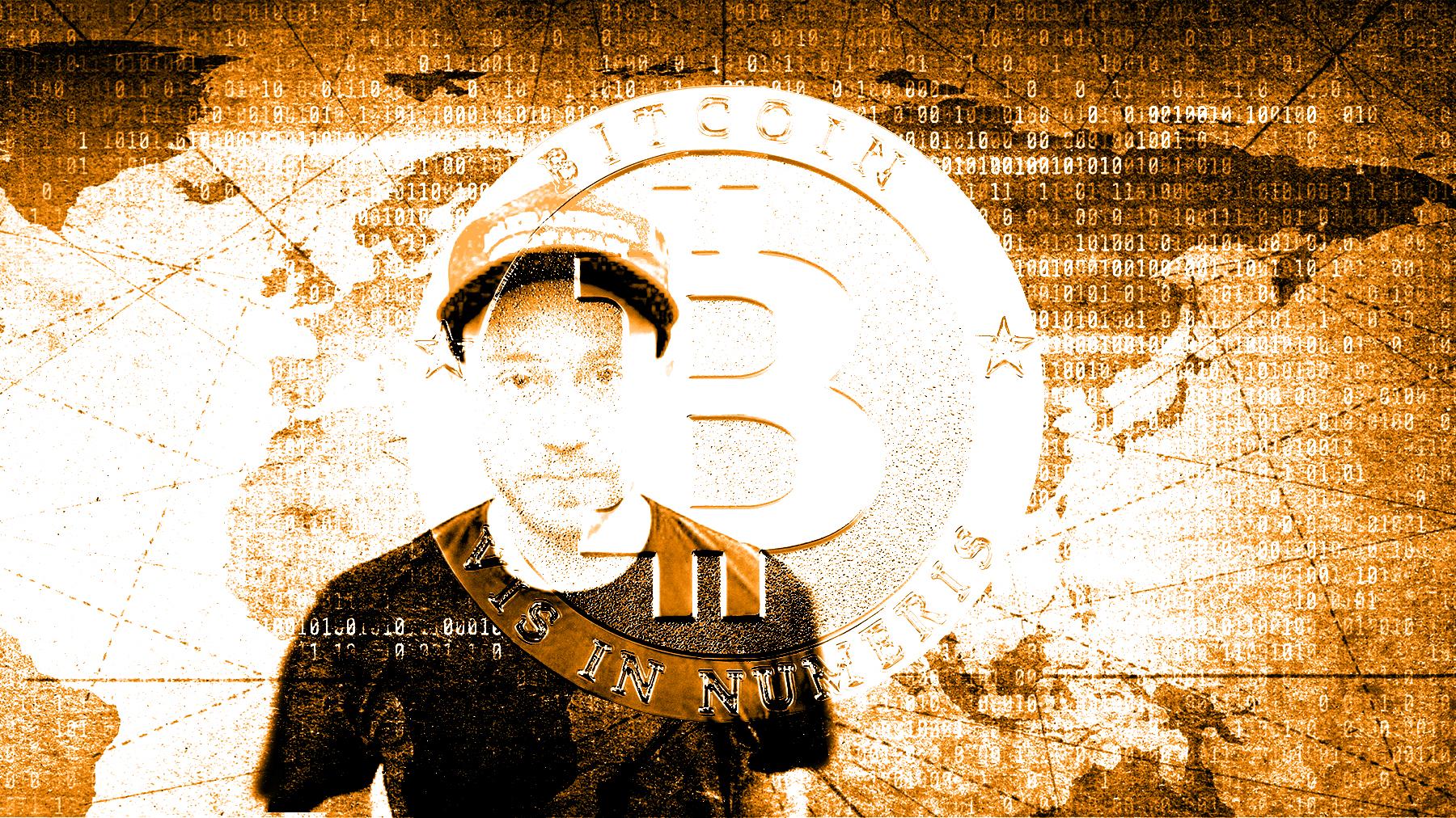 Neo-Nazi's Bitcoin History Suggests Russian Darknet Link