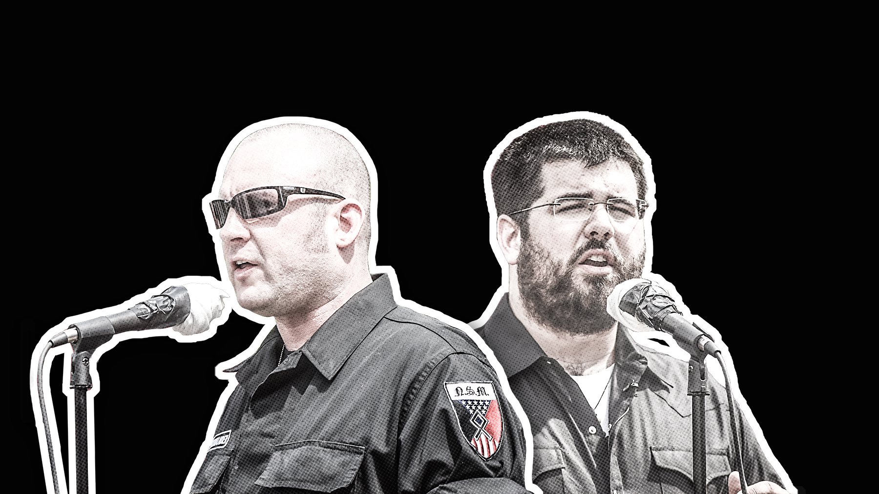 Two Prominent Neo-Nazis Recant, but Their Actions Sow Doubts