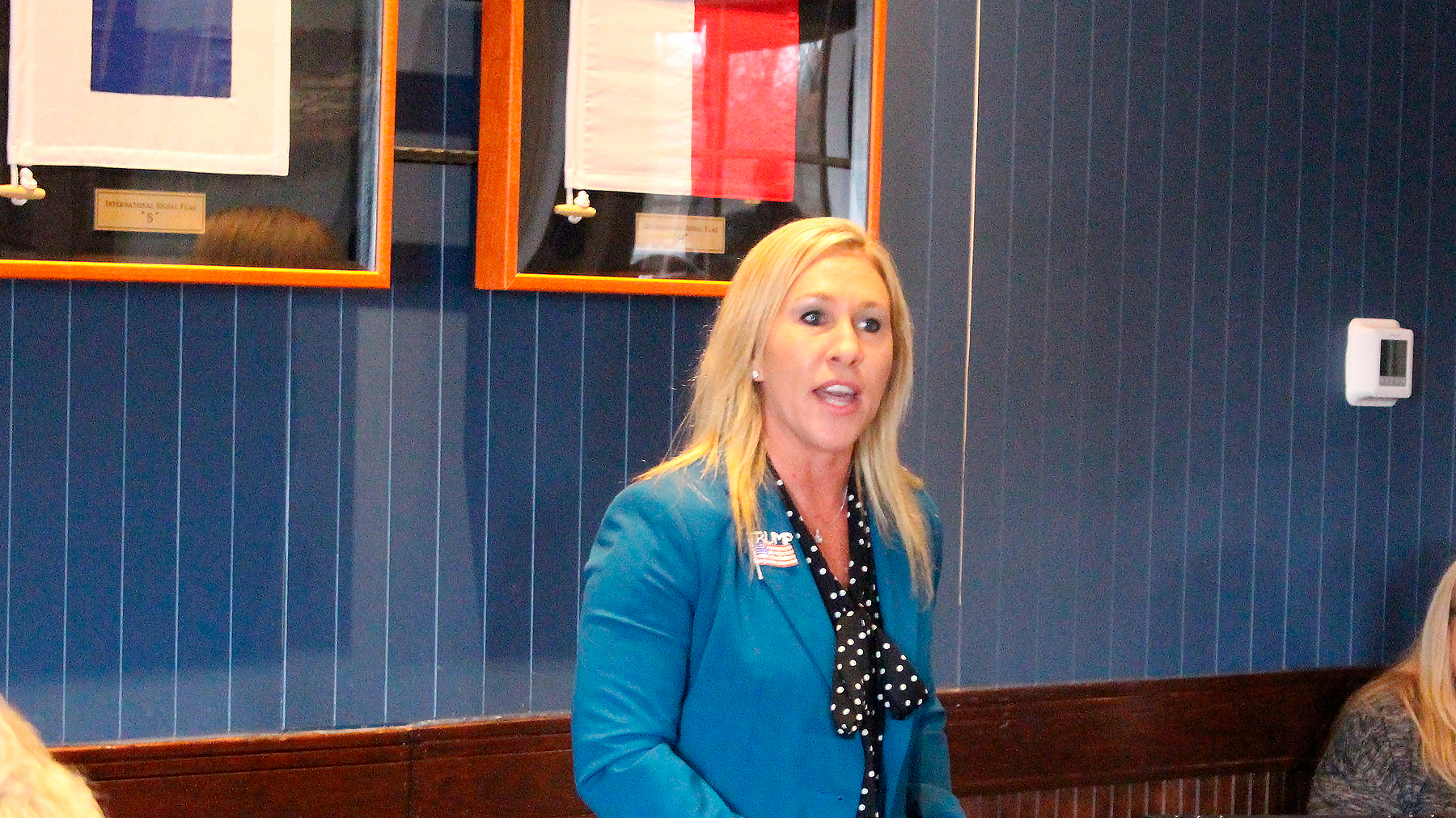 Congressional Candidate Marjorie Taylor Greene Has Several ...