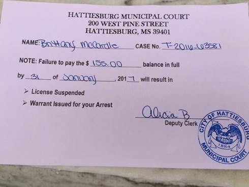 driver license reinstatement hattiesburg ms