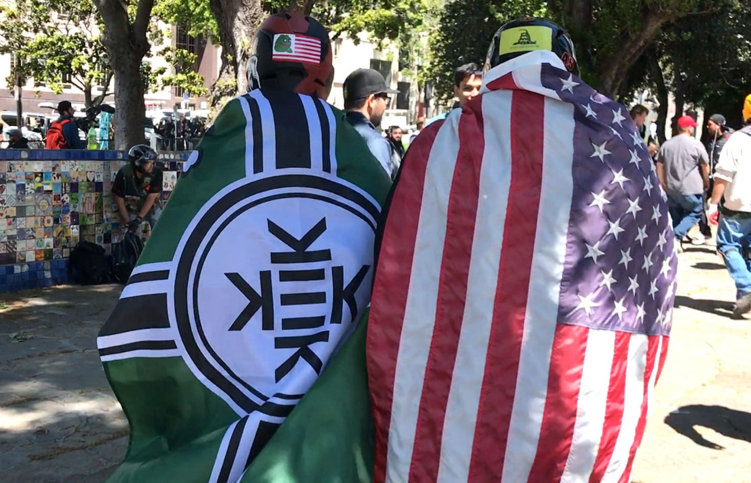The Battle For Berkeley In The Name Of Freedom Of Speech