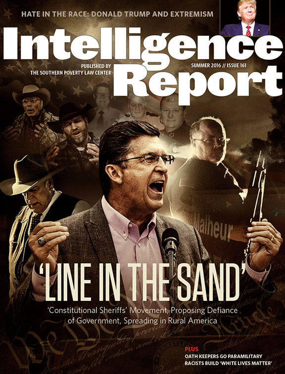 Intelligence Report Issue 161