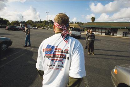 Police Investigate Activities of San Diego Minutemen