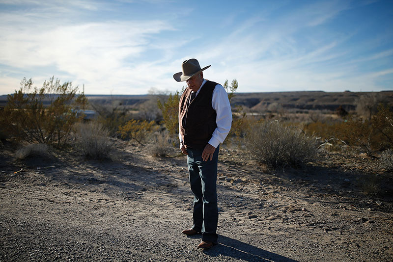 Splitting the difference southern poverty law center cliven bundy patriarch of the bundy clan and father of famed malheur national wildlife refuge occupiers ammon and ryan bundy is at the heart of the most malvernweather Choice Image