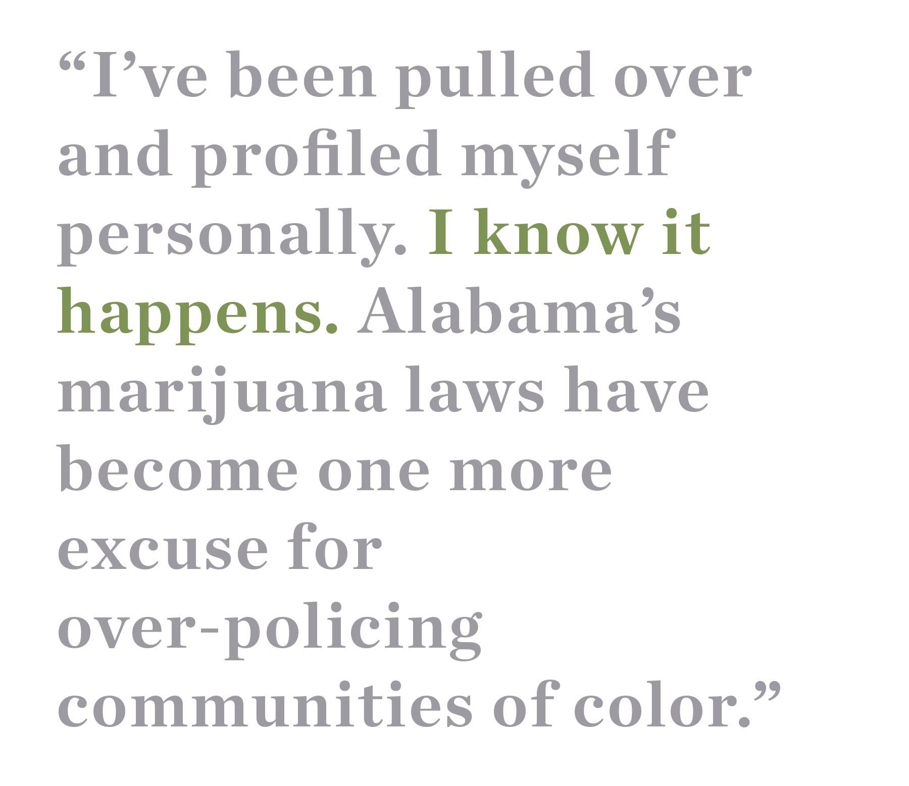 Alabama's War on Marijuana   Southern Poverty Law Center