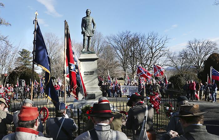 Lee-Jackson rally