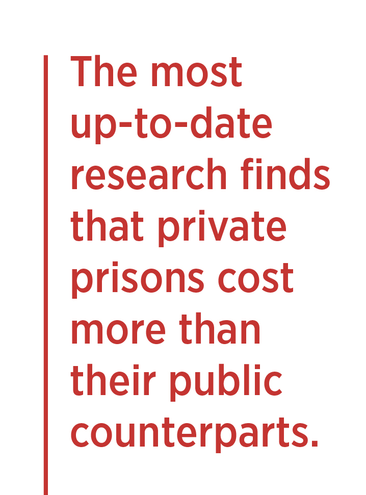 Private Prisons: The wrong choice for Alabama | Southern