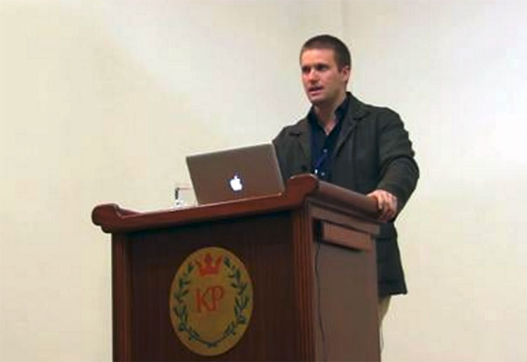 Richard Spencer, Property & Freedom Society
