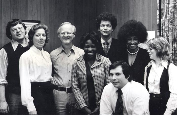 early SPLC staff