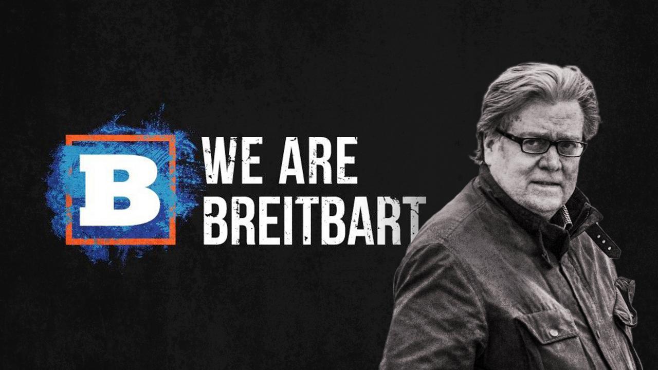 Breitbart Under Bannon Header