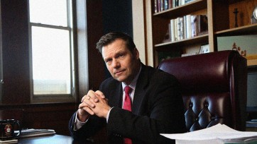 Kris Kobach – Lawyer for America's Nativist Movement