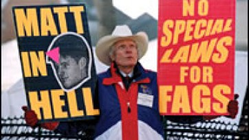 Fred Phelps' Effort May Dissuade Ten Commandment Displays