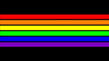Image of pride flag.
