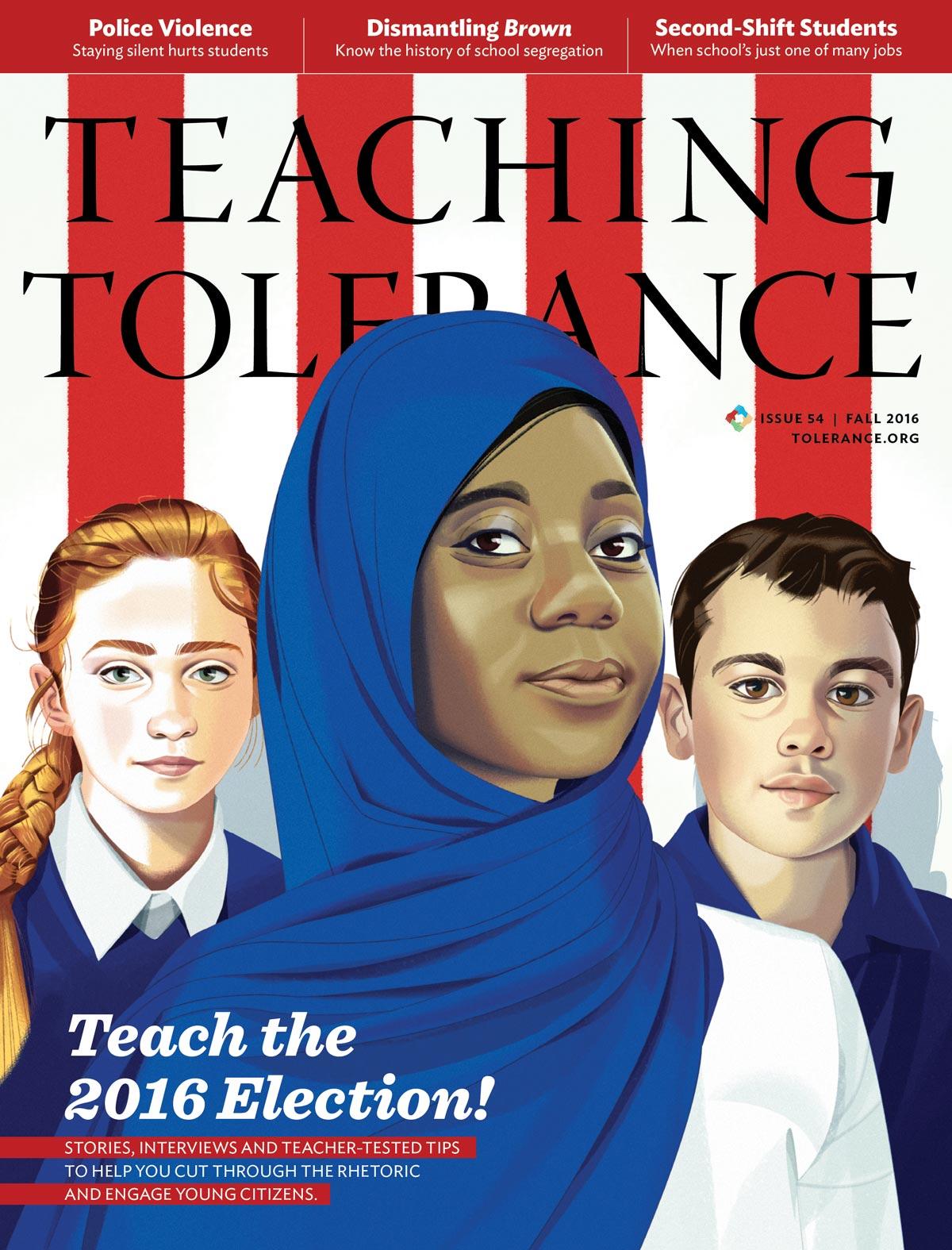 Teaching Tolerance magazine helps teachers navigate U.S. ...