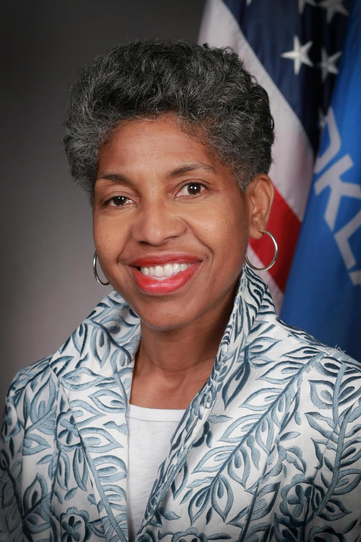 Oklahoma state Rep. Regina Goodwin