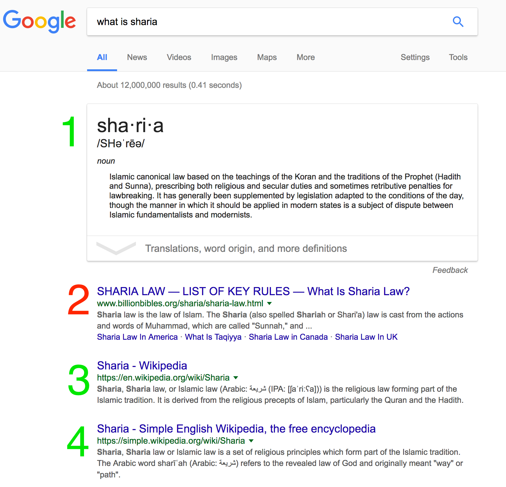 The top pop out definition is a result from google s knowledge graph or semantic search launched in 2012 google s knowledge graph serves up quick facts