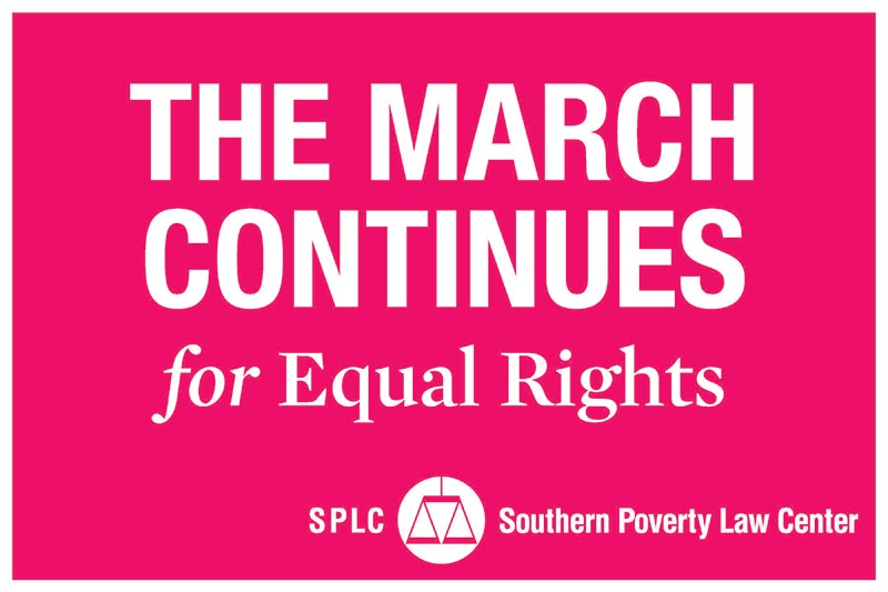 Southern Poverty Law Center is an official supporter of ...