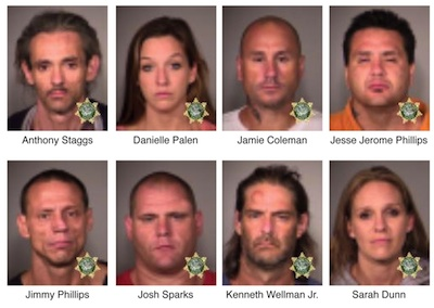 White Supremacist Gang Members Busted in Portland ...